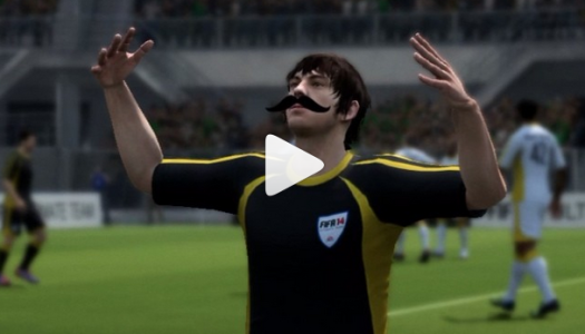 FIFA 14 Proudly Supports Movember!