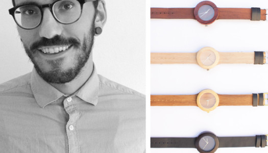 Kickstart This: All-natural, Biodegradable Designs by Analog Watch Co.