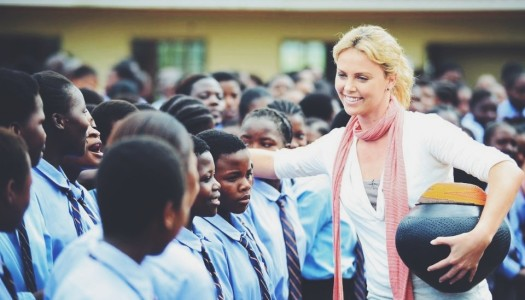 CTAOP: Charlize Theron Fights to Stop the Spread of AIDS in South Africa