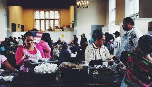 Volunteer this Thanksgiving in New York City and Los Angeles