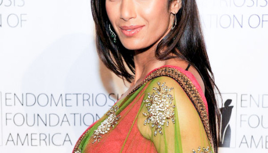 Padma Lakshmi Shares Her Story And Her Fight with Endometriosis