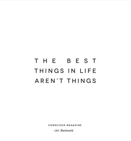The best things in my life essay