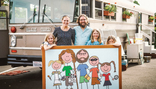 One Year Road Trip: One Family's Dream + Filming A Generation of Generosity