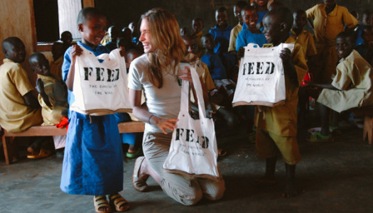 Lauren Bush Lauren of FEED Shares Her Motivations and Advice For Social Venturers