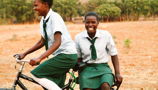 How The Power Of A Bicycle Gives Mobility And  Possibility