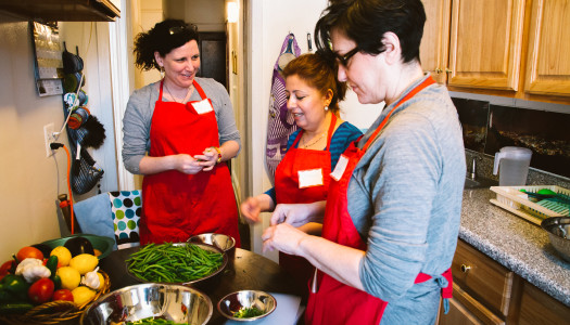 Experience Culture Through Cuisine During An Evening With League of Kitchens