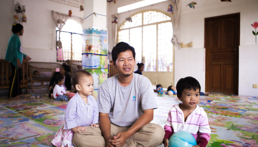 Finding the Solution in the Cause: Reuniting Cambodia's Families