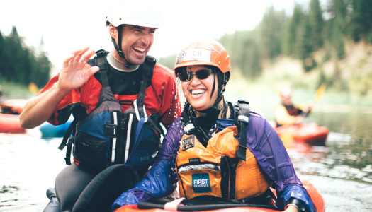 Outdoor Adventure For Cancer Fighters
