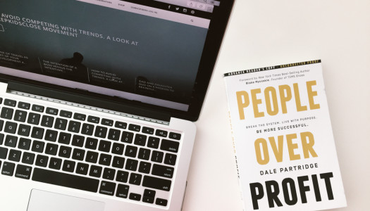 "10 Takeaways From Dale Partridge's ""People Over Profit"" Book"