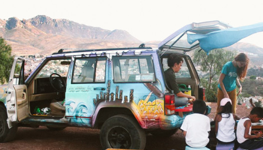 Bringing a Classroom on Wheels to Marginalized Communities in Guanajuato