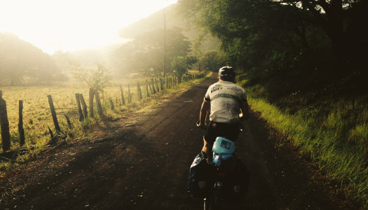 Life lessons from a World-Traveling Cyclist