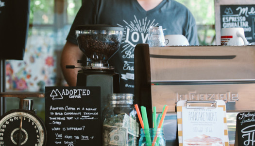 Family Brews Coffee for All In The Name of Adoption