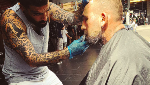 The Streets Barber Delivers A Moment of Authenticity: The Best Thing We Can Share