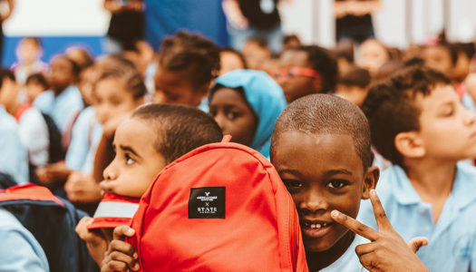 State Bags Launches #WhatDoWeTellTheKids Initiative and Day of Generosity in Chicago