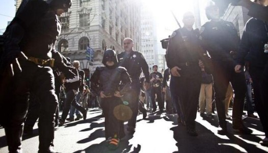 Conscious Weekend: Batkid to the Rescue!
