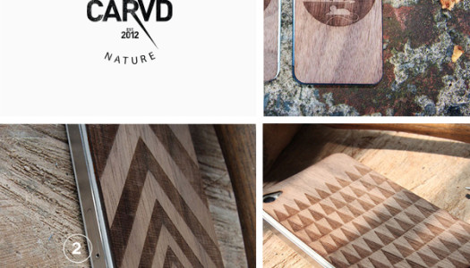 CARVD Creates Responsible iPhone Cases with a Fresh UK Design
