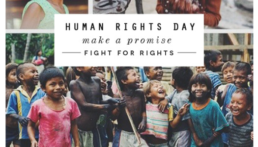 Human Rights Day. Learn How You Can Support This Special day