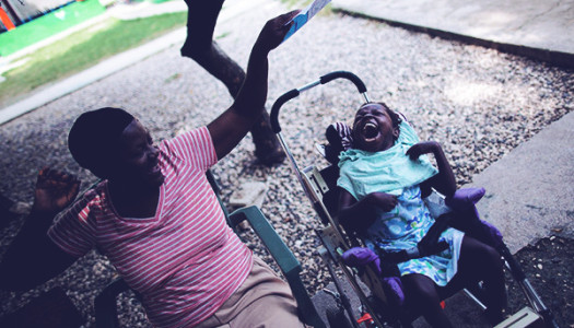 From Invisibility to Inclusion: Children With Disabilities