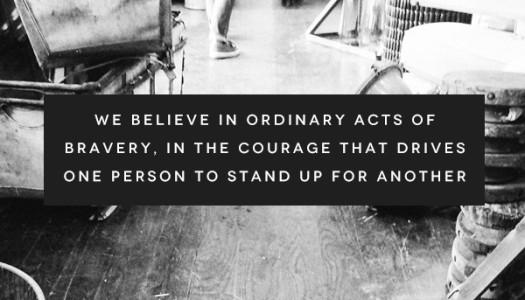 Ordinary Acts of Bravery