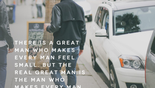 Every Great Man