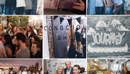 15 Reasons to Celebrate 1 Year of Conscious Magazine