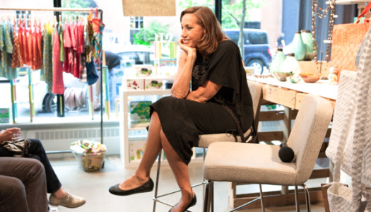 A Conversation With Donna Karan: Fashion to Healthcare
