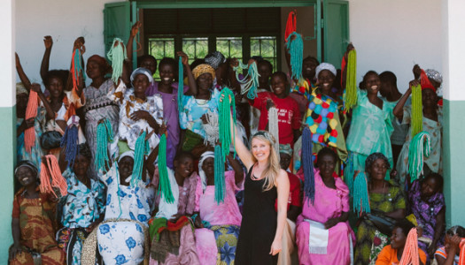 10 Year Journey in Africa // Interview with Brittany Merrill Underwood, Founder of The Akola Project
