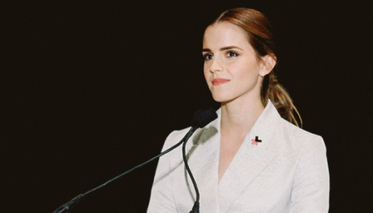 Emma Watson's He For She UN Speech On Gender Inequality