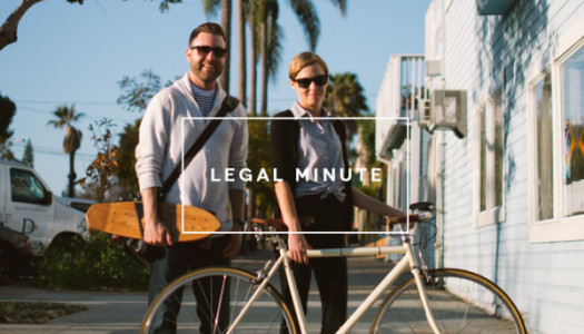 Legal Minute: Your Brand Is Your Storefront, So Protect It With a Trademark
