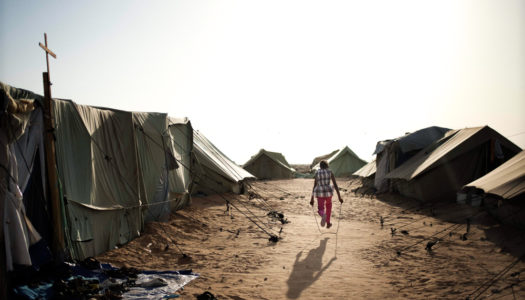 Standing With Refugees: A Global Conversation About A Global Crisis