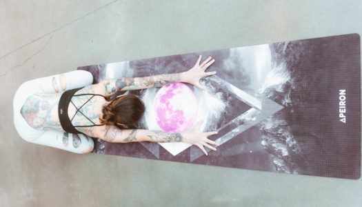 Conscious x Apeiron: Introducing Apeiron's New Line of Yoga Mats