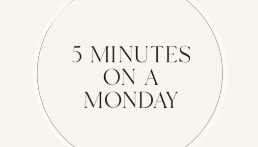 5 Minutes on a Monday Presented by Sunset Hour